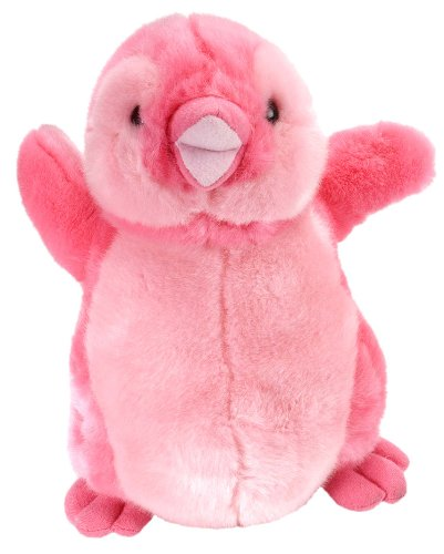 Pink Stuffed Animal front-1078420