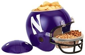Buy NCAA Northwestern Wildcats Snack Helmet by WinCraft