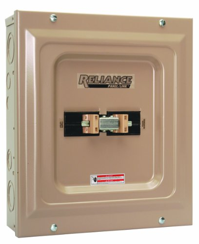 Reliance Controls Tca0606D Utility Generator Tca Indoor Panel, 60-Amp