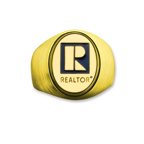 Realtor 14k Professional Ring