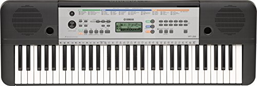 Yamaha YPT255 61 Full Size Key Personal Keyboard