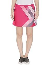 Yonex SKL-6-475-26B16-S Volume 26 Polyester Badminton Skirt, Women's Medium (Rasberry)