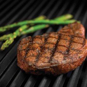 Llama Ribeye 8 oz. Steak (12 count ) 6 lb. Package