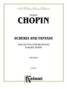 Scherzi And Fantasy In F Minor Kalmus Edition by Alfred Publishing Co., Inc.