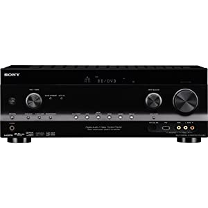 Sony STRDH820 7.2 Channel 3D AV Receiver (Black) (Discontinued by Manufacturer)