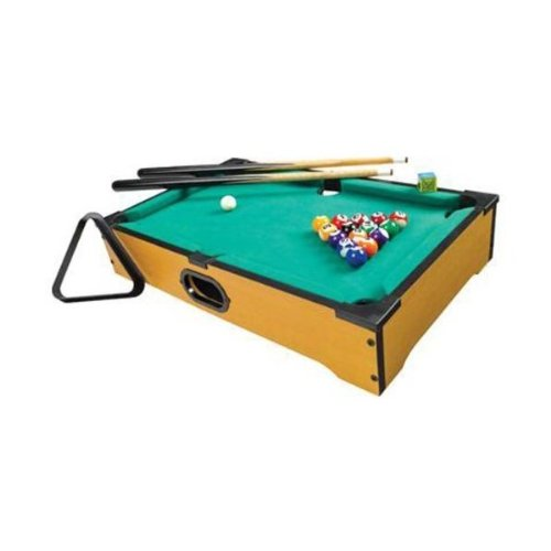 Find Bargain Metro Design Tabletop Pool Table Game ...