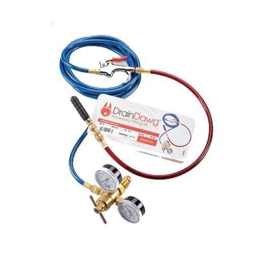 DiversiTech CB-2 DrainDawg Condensate Line Drain Cleaning Kit (Co2 Hvac compare prices)
