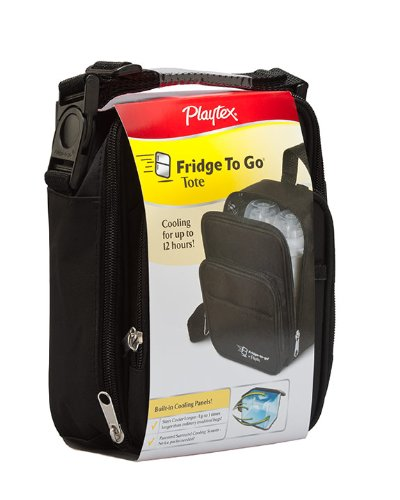 Playtex Fridge-To-Go Bottle Holder - Double 8Ct.