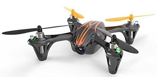 Hubsan-X4-H107C4-Channel-24GHz-RC-Quad-Copter-with-Camera-BlackOrangewith-bonus-batterydouble-flying-timeextra-set-of-blades-Best-Hobby-Drone