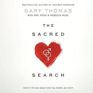 The Sacred Search Audiobook