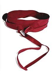 IGIGI Women's Plus Size Obi Belt in Red 12