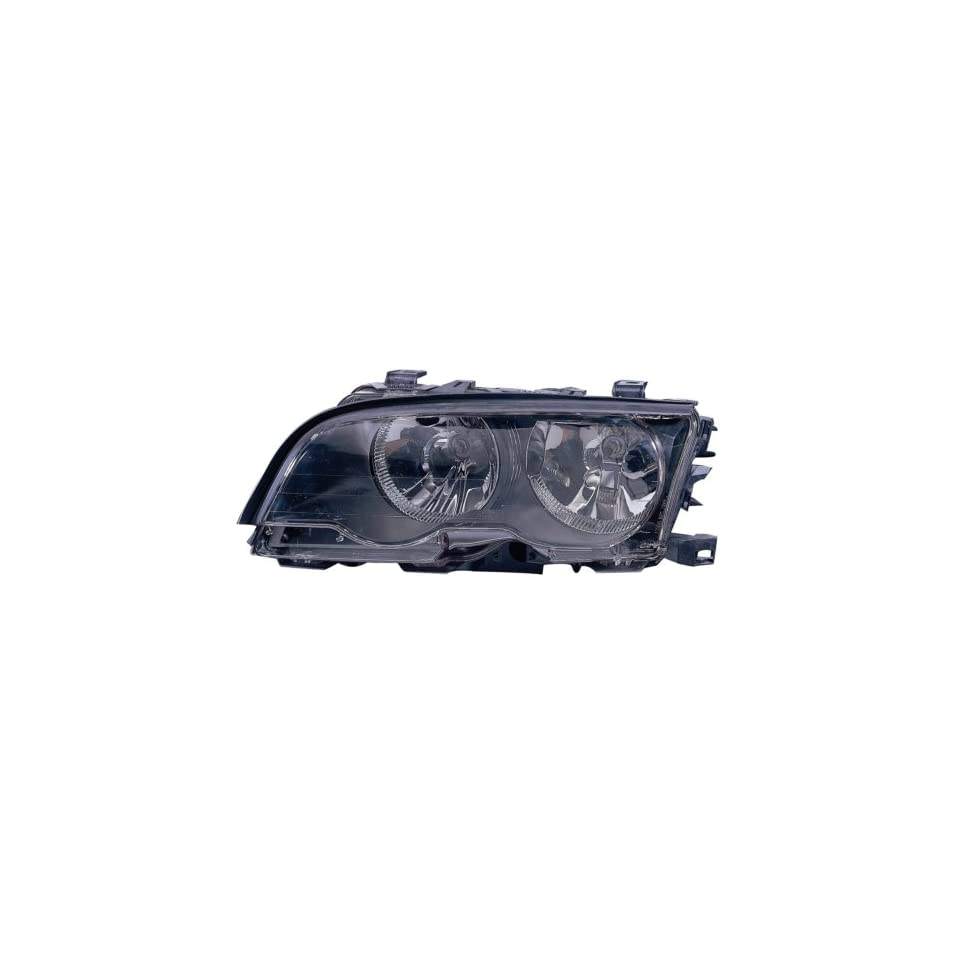 BMW 3 SERIES   M3  323  325  328  330 COUPE  CONV HEAD LIGHT LEFT (DRIVER SIDE) WITHOUT HID 1999 2001