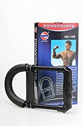 Power Grip Wrist Forearm Strengthener and Wrist Exerciser - Build-up Wrist and Forearm Muscles