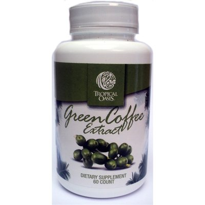 Tropical Oasis Green Coffee Extract