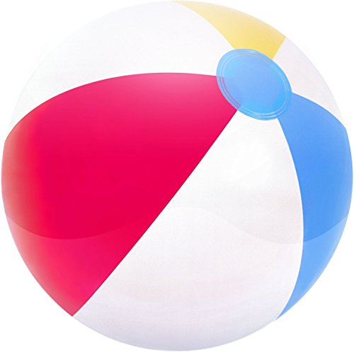 Bestway Beach Ball, Multi Color