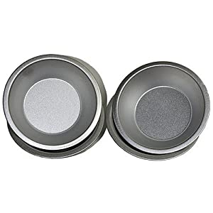 Set of 4 Small Pie Pans - 4.75 Inch