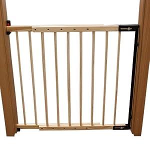 Mobili lavelli cancelletto dog barrier 2 con porta for Cancelletto per cani usato
