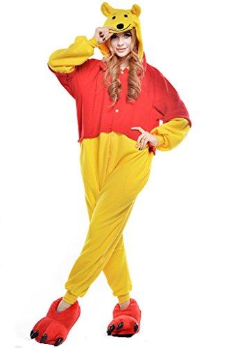 Unisex Onesies Pajamas Kigurumi Cosplay Costume Animal Sleepwear