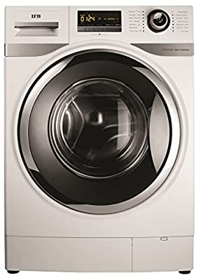 IFB Elite Plus VX Fully-automatic Front-loading Washing Machine (7.5 Kg, White)