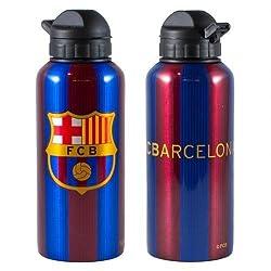 F.C. Barcelona Official FCB Aluminium Drinks Bottle 2016 17