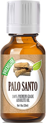 Palo Santo (30ml) 100% Pure, Best Therapeutic Grade Oil - 30ml / 1 (oz) Ounces
