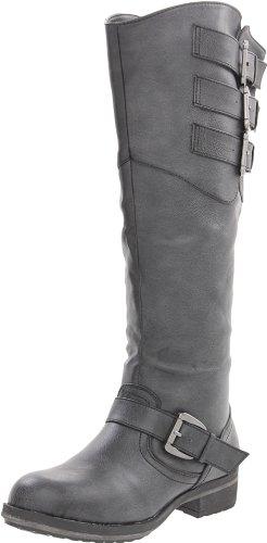 Madden Girl Women's Lundunn Knee-High Boot