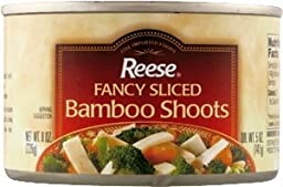 Reese Sliced Bamboo Shoots - 8 oz - 2 Pack
