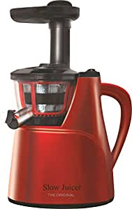 Premsons Slow Juicer Review : Amazon.in: Buy Premsons Slow Juicer The Original - Red (Cold Press Slow Juicer) at Low Prices in ...