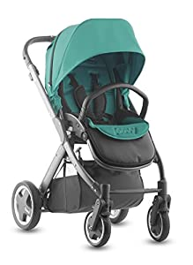 Joovy Qool Single Stroller, Jade