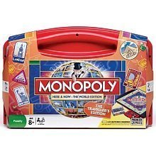 Hasbro Monopoly Here & Now The Traveler's Edition - Toys R Us Exclusive