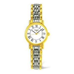 Longines Presence L42202117 Women's Two-tone Dress Watch