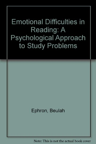 emotional-difficulties-in-reading-a-psychological-approach-to-study-problems