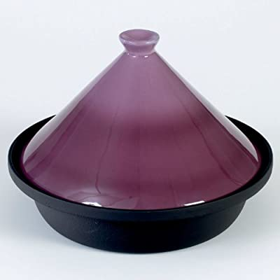 Victor Cast Iron 30 Cm Cooking Tagine In Berry from Victor Kitchenware