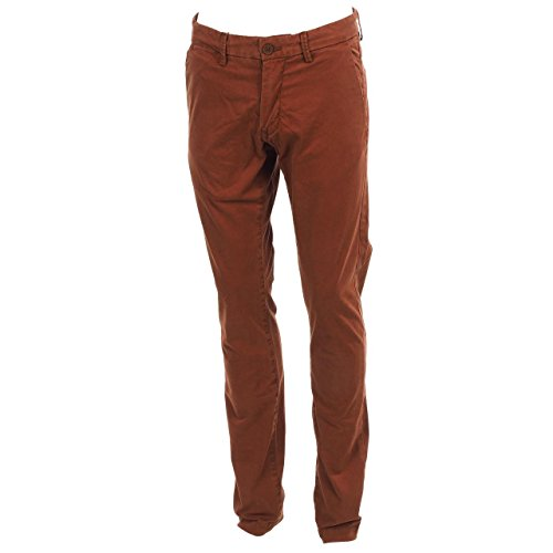 Teddy Smith -  Pantaloni  - Uomo Rouge brique 34