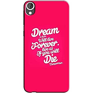DREAM BACK COVER FOR HTC 626