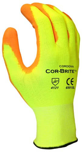 cordova-safety-products-6901s-hi-viz-yellow-polyester-gloves-with-orange-pu-coating-small