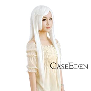 Amazon.com: (Two wig + Stand + hair net) [cosplay wig ...