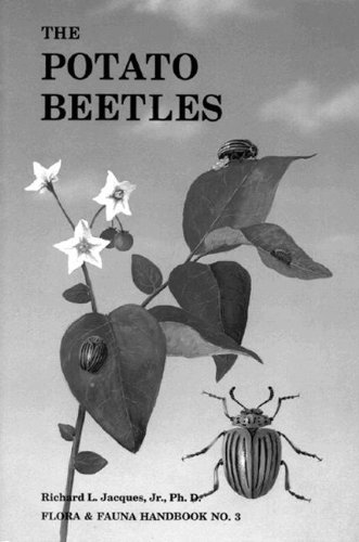 the-potato-beetles-the-genus-leptinotarsa-in-north-america-coleoptera-chrysomelidae-flora-fauna-hand