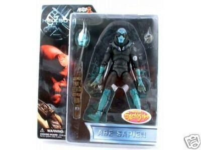 Picture of Mezco Abe Sapien Hellboy Previews Exclusive Action Figure (B000X5W3WK) (Mezco Action Figures)