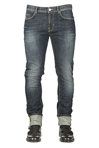 PT05 Pantaloni Uomo Jeans Superslim Swing Autunno Inverno Art 26W2-OA02 MD30 A16