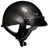 Vega XTS Solid Helmet - Small/Carbon Fiber