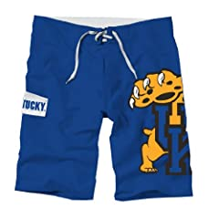 NCAA Kentucky Wildcats Youth Board Shorts by PEAKSEASON