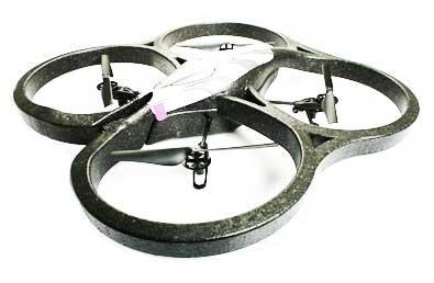 Parrot AR.Drone WiFi 4 ローターヘリコプター (premium vintage)