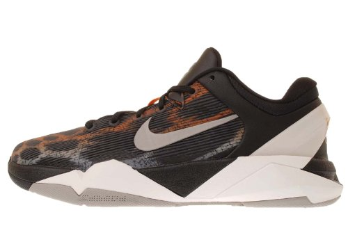 brand new c9b49 fb95d Nike Kobe VII 7 GS Cheetah Circuit Orange Youth Basketball Shoes 505399-800