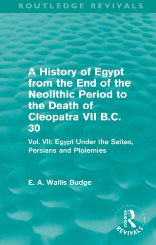 'Cleopatra: Last Queen of Egypt'
