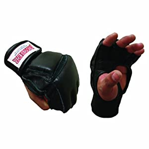 Amber Sporting Goods Grappling Gloves (Large)