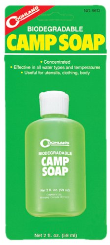 Coghlan's Camp Soap, 2-Ounce