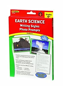 Writing Styles Photo Prompts Earth Science Grade 4+