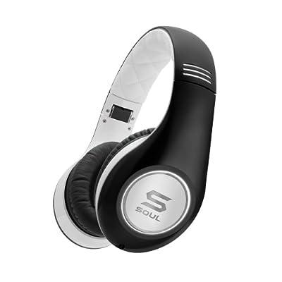 Soul Electronics SL300WBM Hi-Definition Over Ear Headphones - (Matte Black)