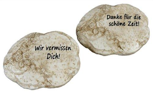 Engel - Trauerengel Betend - Mit Spruch Auf Flügel: Wir Vermissen ...